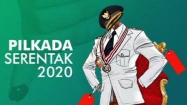 Pilkada 2020 ilustrasi