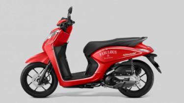 Honda Genio varian terbaru