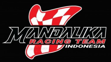 Logo Mandalika Racing Team Indonesia