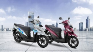 Suzuki Address FI
