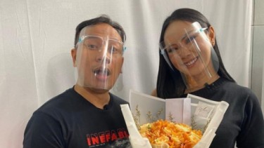 Vicky Prasetyo bakal nikahi Kalina Oktarani