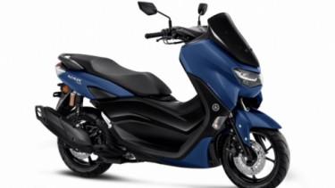 Yamaha NMax 155 baru.