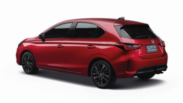 All New Honda City Hatchback