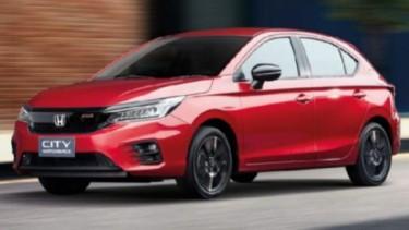 All New Honda City Hatchback