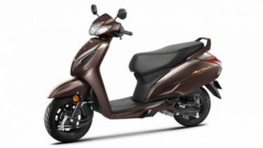 Honda Activa 6G Special Edition