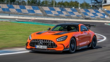 Mercedes-AMG GT Black Series 2021
