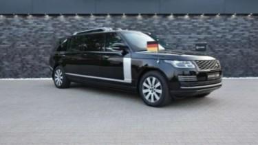 Range Rover SV Autobiography versi limusin