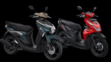 Honda BeAT vs Yamaha Gear