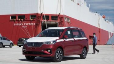 Suzuki All New Ertiga diekspor
