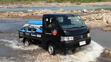 Suzuki New Carry Pikap