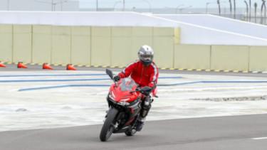 Test Drive All New Honda CBR150R. Foto: AHM.