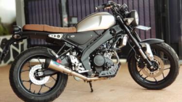 Custom Lifestyle Pengguna Yamaha XSR 155