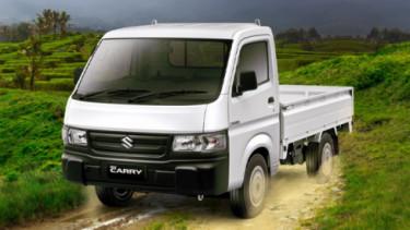 Suzuki Carry pikap baru edisi 2021