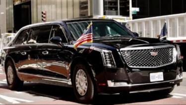 Mobil Presiden Amerika The Beast