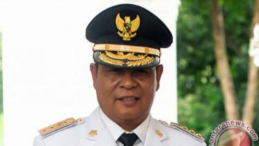 Gubernur Kalimantan Selatan Sahbirin Noor