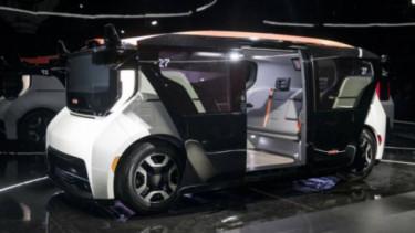 Mobil otonom General Motors