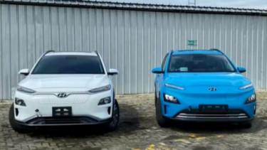 Hyundai Kona EV baru