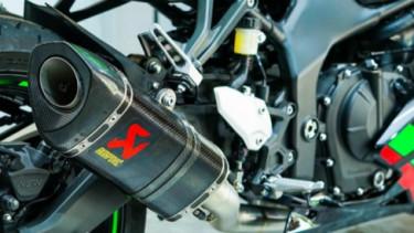 knalpot Akrapovic Kawasaki Ninja ZX-25R