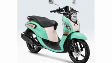 Yamaha Fino 125 classic tosca
