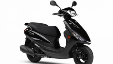 Yamaha Axis Z 2021. Foto: Greatbiker