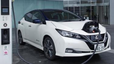 Nissan Leaf. Foto: Electrive.