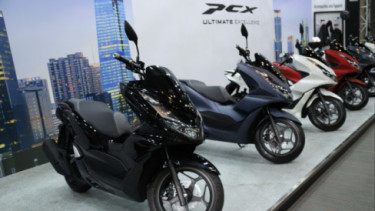 All New Honda PCX 160