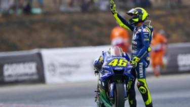Valentino Rossi. Foto: MotoGP.