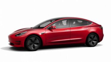 Tesla Model 3. Foto: Tesla.com