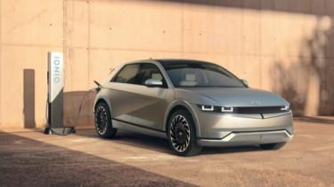 Hyundai Ioniq 5, SUV kompak bertenaga listrik