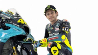 Pembalap Petronas SRT, Valentino Rossi