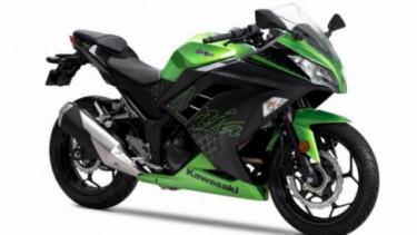 Kawasaki Ninja 300 Baru. Foto: Indianauto.