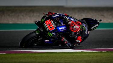 Pembalap Yamaha, Fabio Quartararo