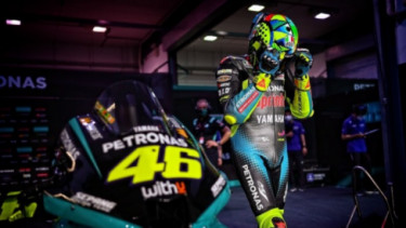 Valentino Rossi. Foto: Bikesportnews.