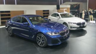 BMW Series 5 di IIMS 2021