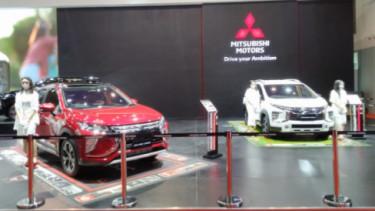 Booth Mitsubishi di IIMS