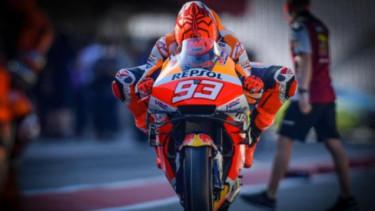 Marc Marquez. Foto: Motorsport.
