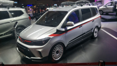Modifikasi New Wuling Confero S di IIMS