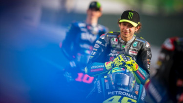Valentino Rossi. Foto: Eurosport.