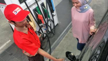 pom bensin total