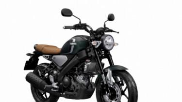 Yamaha XSR 155 Warna Baru
