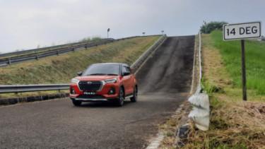 Test Drive Daihatsu Rocky