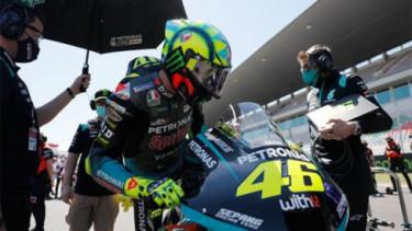 Valentino Rossi. Foto: Motorsport.