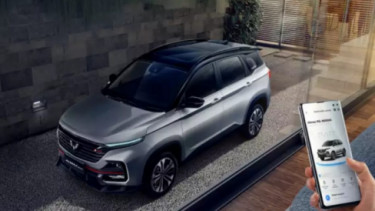 Fitur Wuling Almaz RS