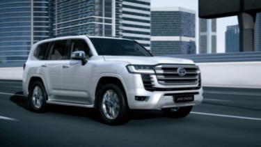 All New Toyota Land Cruiser siap mendarat di RI