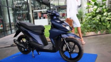 Suzuki NEX II. Foto: Ist.