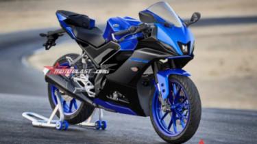 Yamaha R15 2021. Foto: Greatbiker.