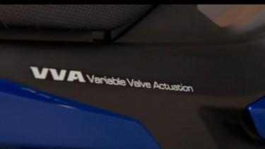 VVA Yamaha. Foto: Ist.