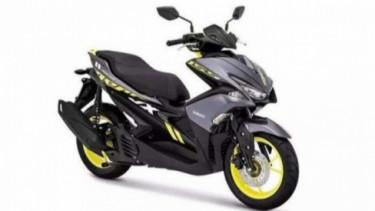 Yamaha Aerox di India