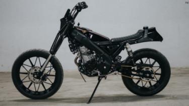 Yamaha XSR 155 dari Kedux Garage