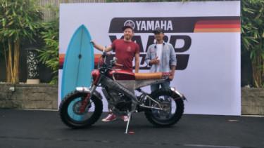 Motor kustom Yamaha XSR 155 Deus